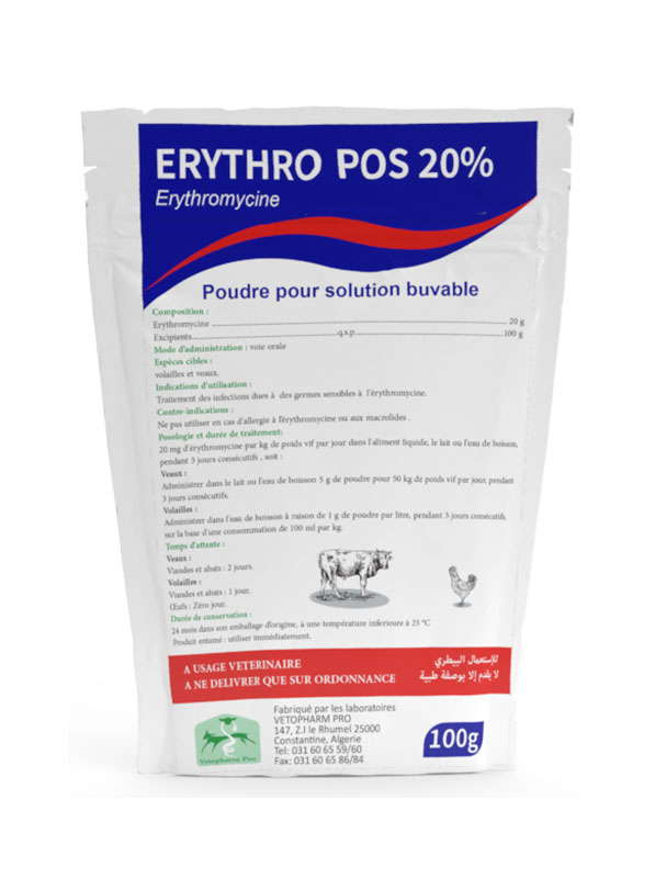ERYTHRO-SACHET